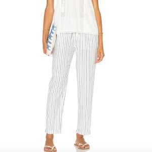 Joie Cindee Striped Capri Pant